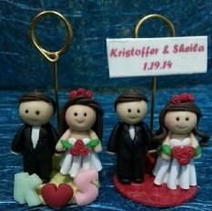 Photo Holder (Wedding)