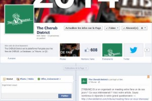 Facebook de The CHERUB District