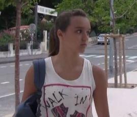 Anna aka Kerry dans Trafic - Le Fanfilm