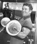 "Jack LaLanne is Dr. Ron Cherubino's guest for a ""Healthy Conversation"" about natural healthcare, exercise, fitness and wellness."