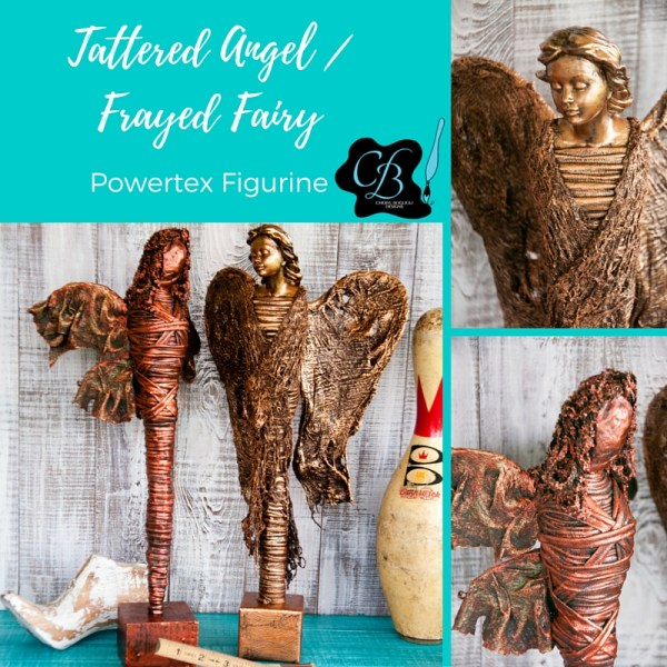 Angel or Fairy Workshop with Cheryl Boglioli using Powertex