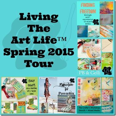 Living the Art Life™ Spring 2015 Tour