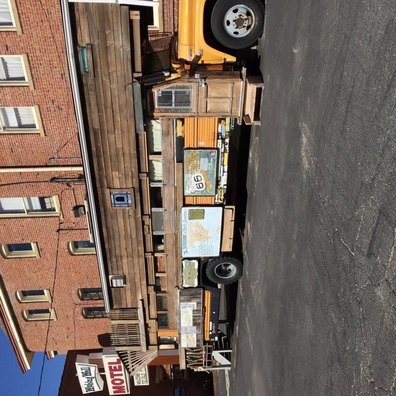 Route 66 Bus Camper