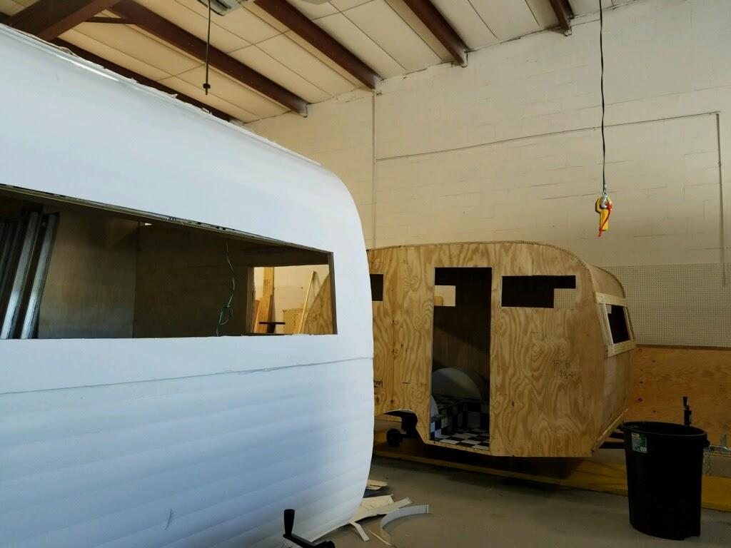 Second Chance Camper Restoration WIP
