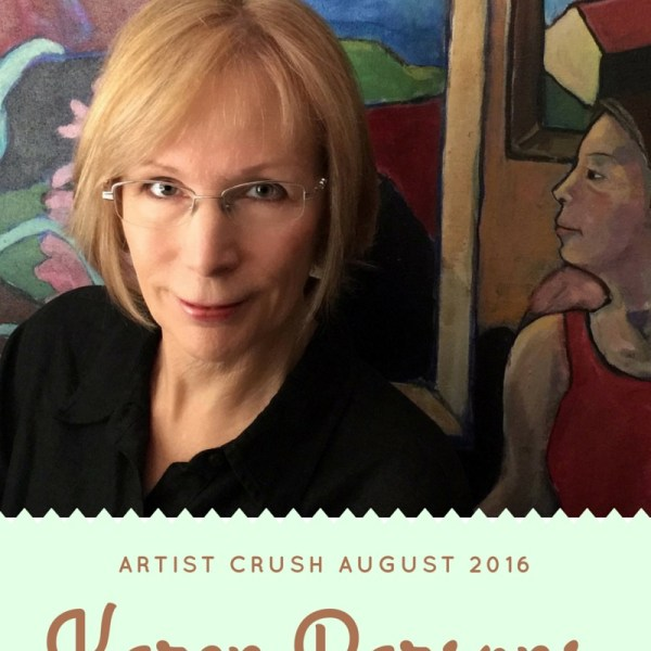 Artist Crush August 2016 Karen Parsons
