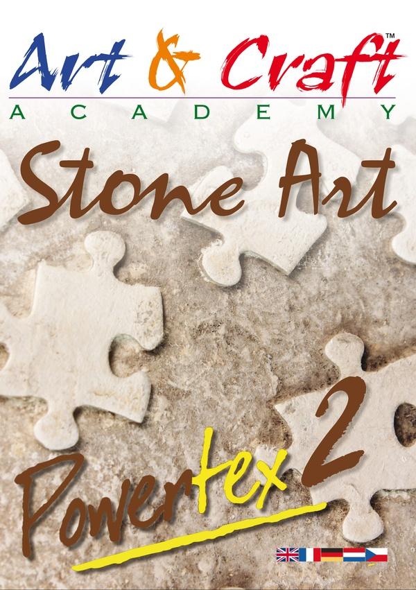 Powertex 2 Stone Art DVD