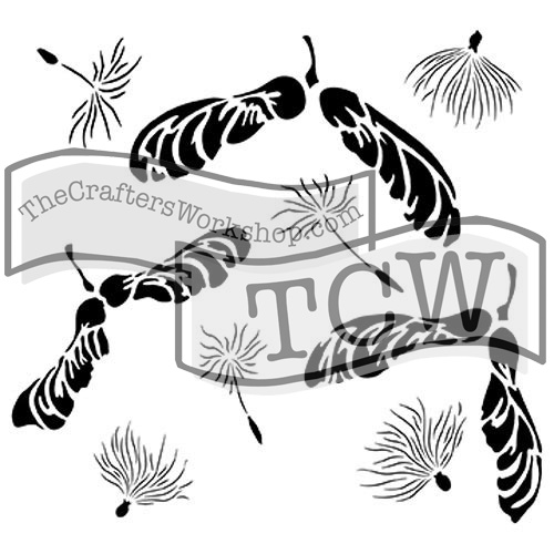 TCW516 Falling Seeds