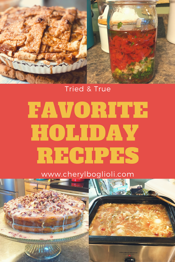 Favorite Holiday Recipes Roundup