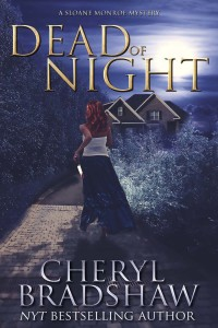 Dead of Night by Cheryl Bradshaw, book 6.5 in the Sloane Monroe Series