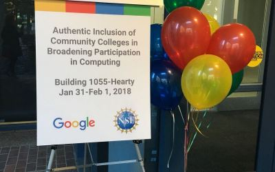The Authentic Inclusion of Community Colleges in Broadening Participation in Computing: Workshop Report