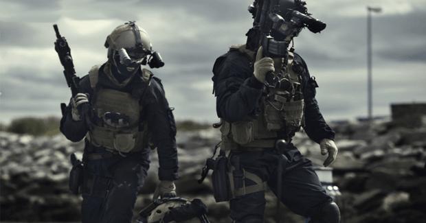Academi GRS Operators