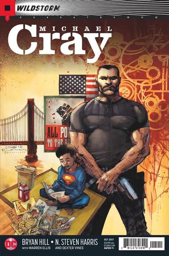 Michael Cray #1