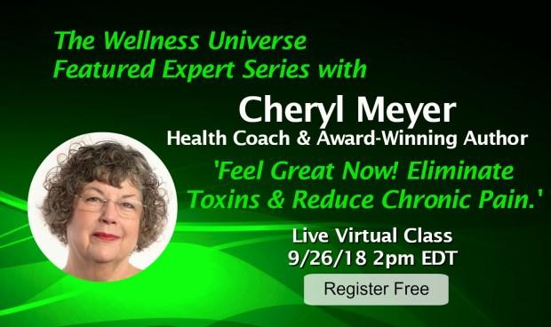 Featured Expert Series Cheryl Meyer
