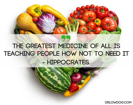 teach people not to need medicine