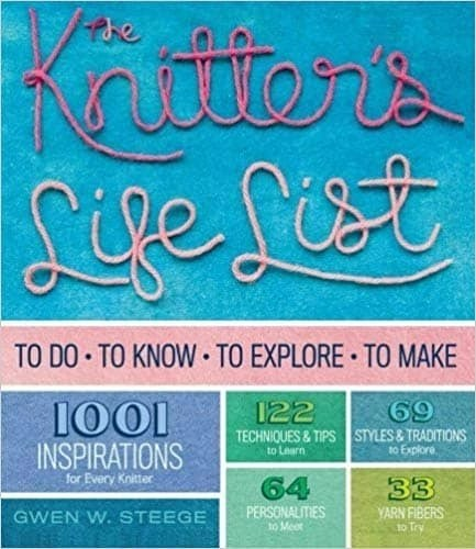 """""""The Knitter's Life List"""" Review"""