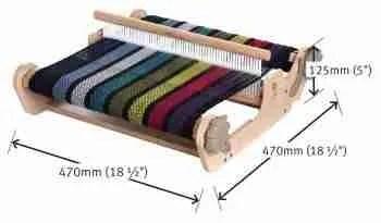 """Sampleit Rigid Heddle Loom 16"""""""