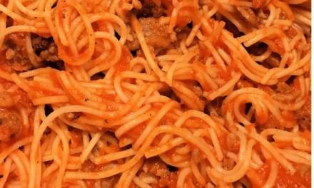 Spaghetti the Moreo Way