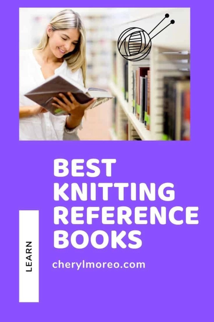 Pin for Best Knitting Reference Books
