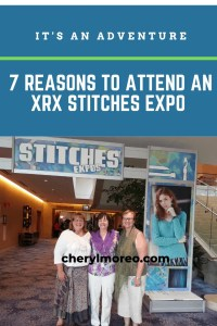 7 reasons to attend xrx stitches expo