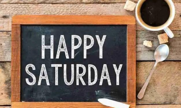 Saturday Greetings #94