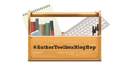 #AuthorToolBoxBlogHop is a monthly blog hop for authors who want to learn more about being authors.