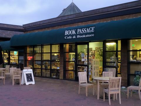 Corte Madera, CA – Book Passage Marin
