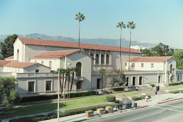 Pasadena, CA – Pasadena Central Public Library