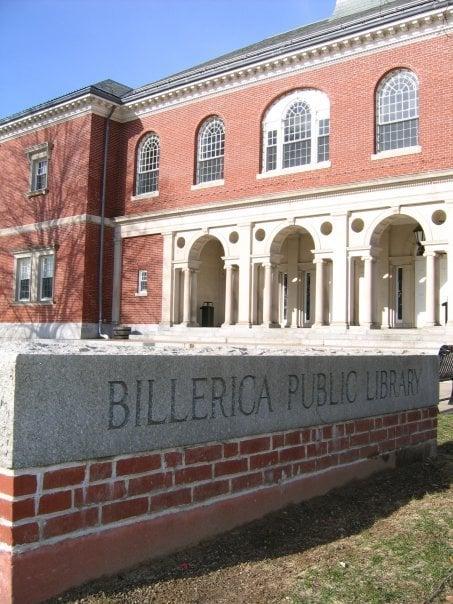 Billerica, MA – Billerica Public Library