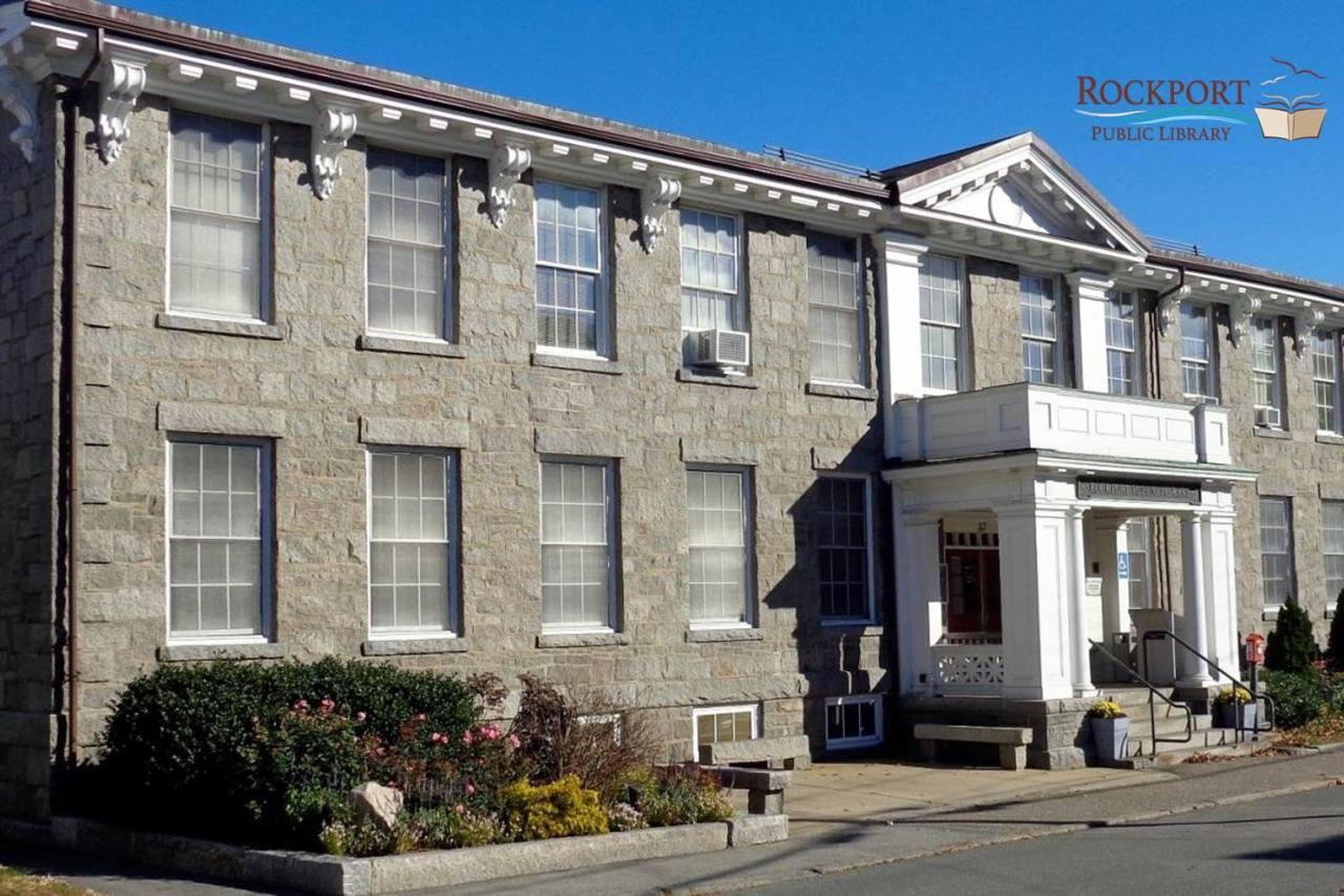 Rockport, MA — Rockport Public Library
