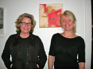 Lyn & Liz at VSC February 2011