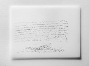 """9.29.12.3, graphite on vellum, 19 x 24"""", 2012"""