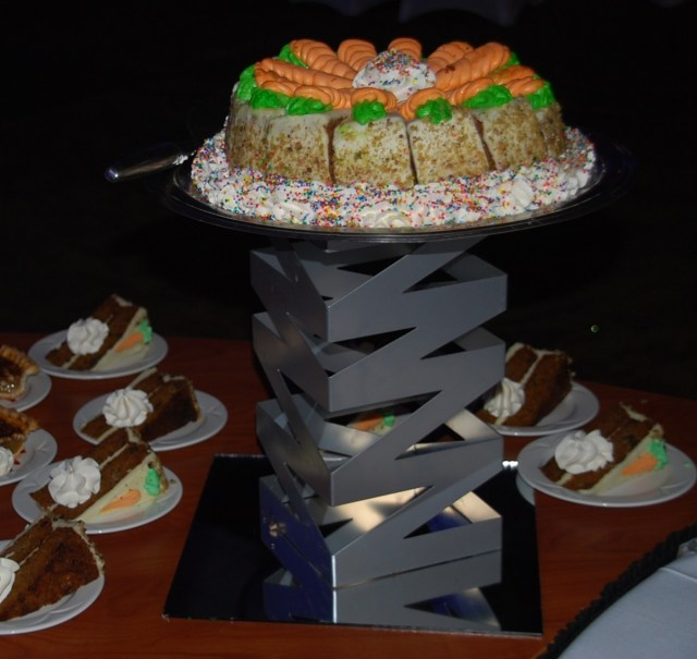 Jingle Ball Chesapeake VA 2016 Desserts