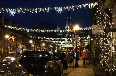 annapolis lights up for the holidays