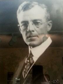 Calvin B. Taylor - educator, lawyer, banker.