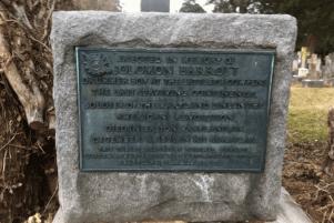 Solomon Barrott Grave