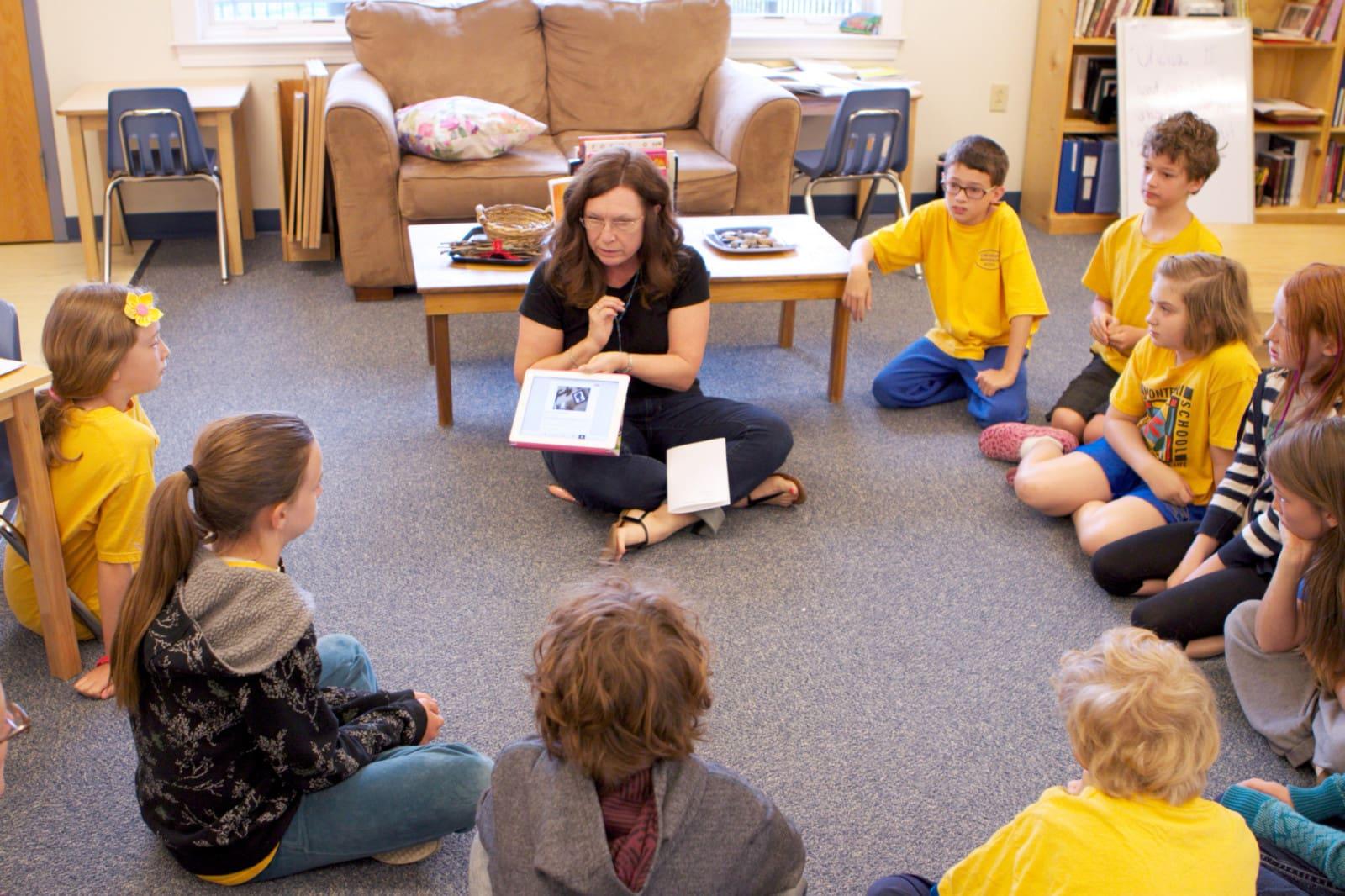 Storytelling In The Montessori Classroom