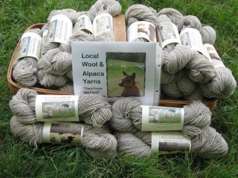 yarn from the farm 2