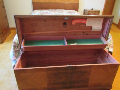 inlay chest open