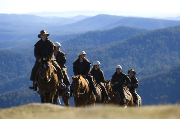 Horse Riding - High Country