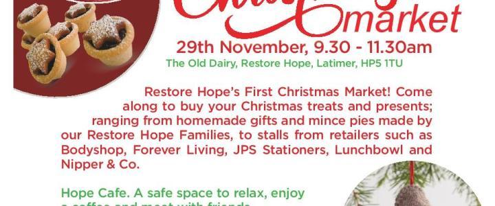 Hope Cafe Christmas Market