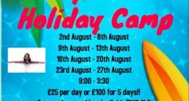 summer holiday camp macclesfield, summer holiday childcare macclesfield, gymnastics summer camp macclesfield, silk gymnastics macclesfield