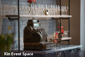 Kin Event Space Decor