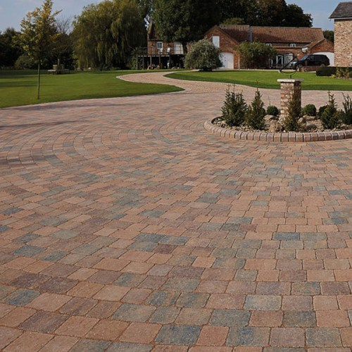 Sorrento Carrara Block Paving