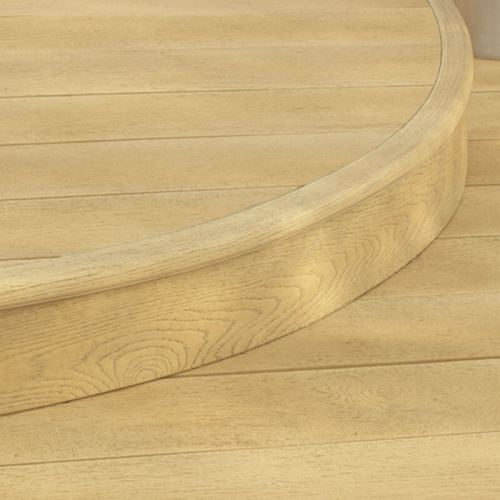 Flexible Bullnose Edging