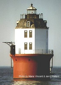Baltimore Harbor Lighthouse