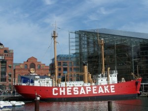 Lightship Chesapeake