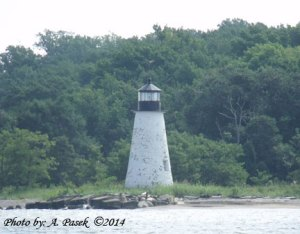 Pooles Island Lighthouse