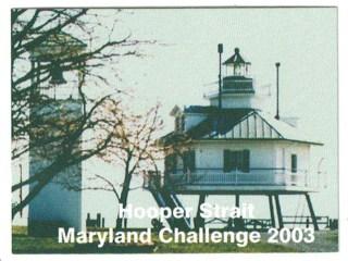 2003 Souvenir Stamp - Hooper Strait