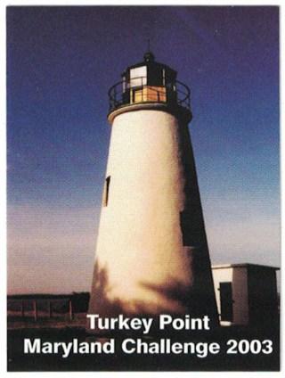 2003 Souvenir Stamp - Turkey Point