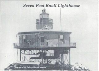 2004 Souvenir Trading Card - Seven Foot Knoll